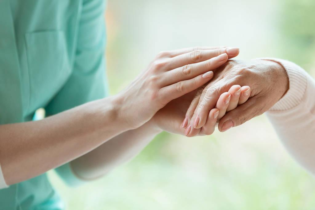Sprostitvena masaža rok